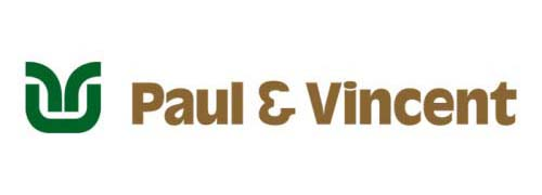 Paul & Vincent logo