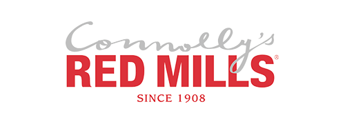 Connolly's Red Mills logo